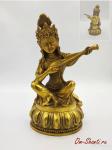 Янжима Богиня Искусств, Наук и Мудрости, 21 см, бронза, Китай