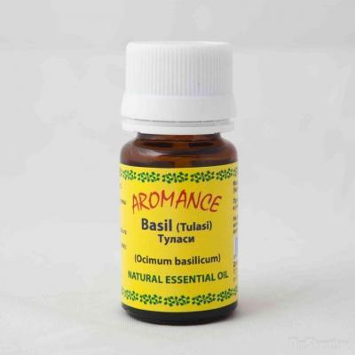 Базилик (Basil) эфирное масло, Индия, 10 мл